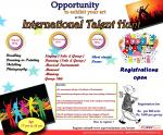 International Talent Hunt MPower Yuva & The HR Club