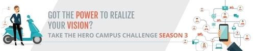 The Hero Campus Challenge Banner
