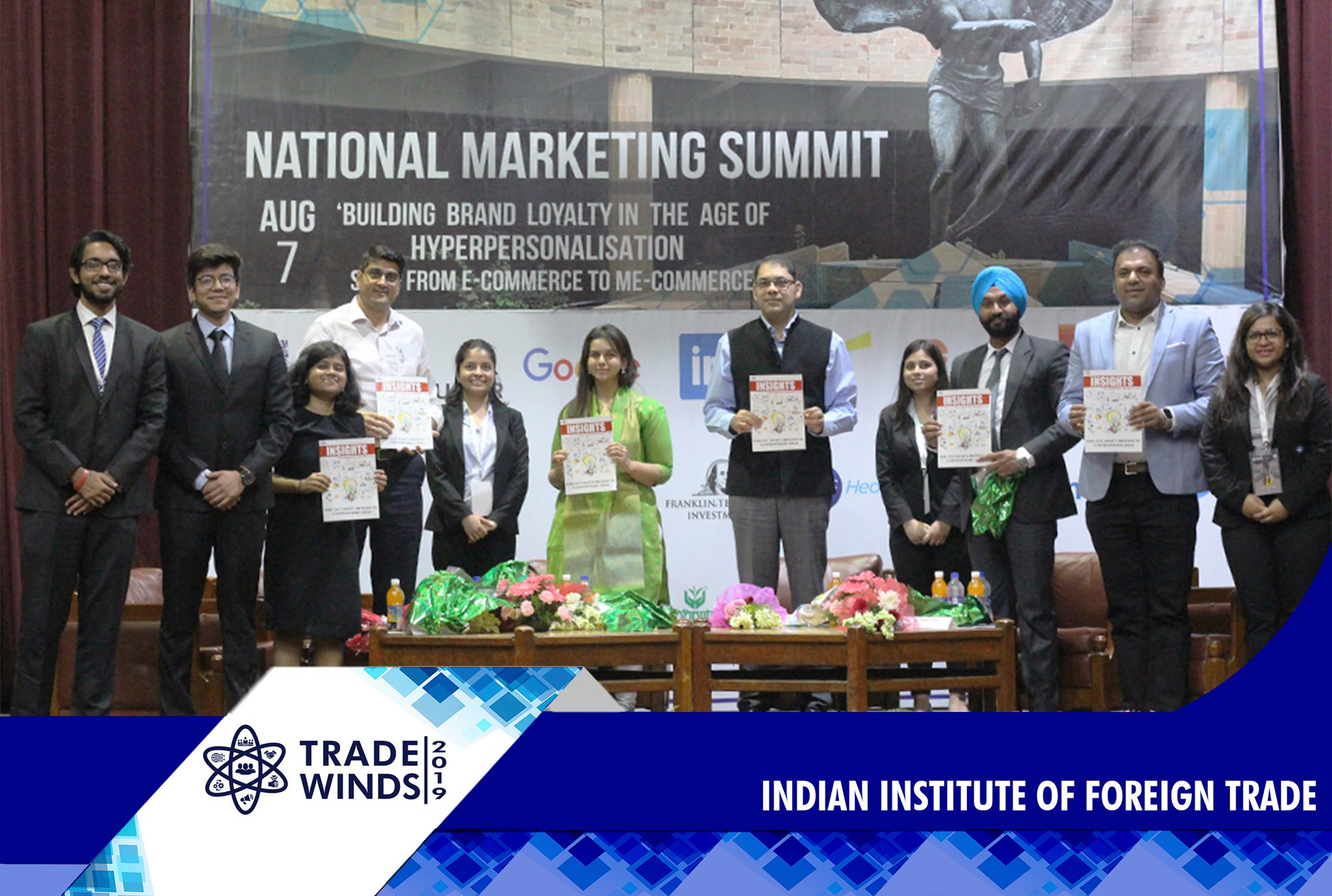 Trade Winds 2019: IIFT's Annual Business Conclave comes to an end