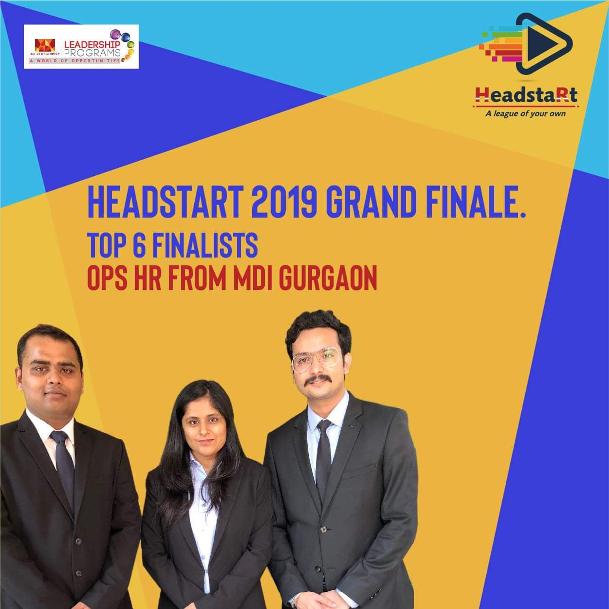 Team OpsHR: ABG HeadstaRt 2019 taught us to survive in a real-life business situation