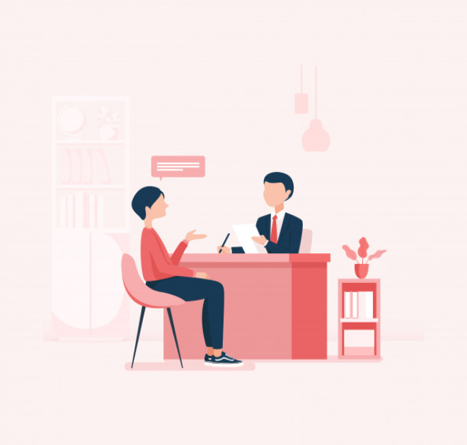 How to communicate effectively in a job interview?