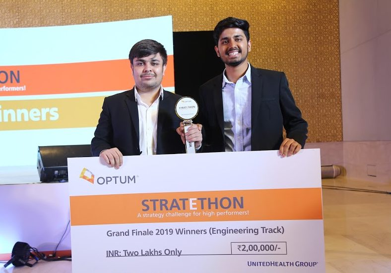 How we almost landed a seed fund for our project | National Winners of Optum Stratethon 2019