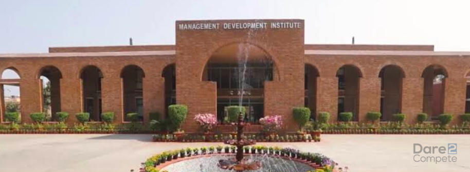 Admission procedure at MDI Gurgaon for the PGP batch of 2020