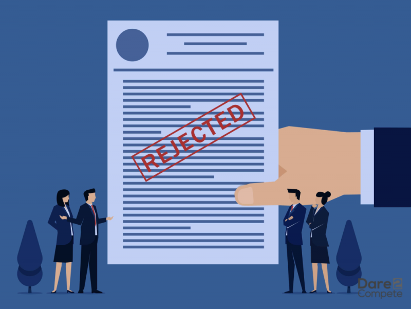 4 ways to deal with rejection during placements