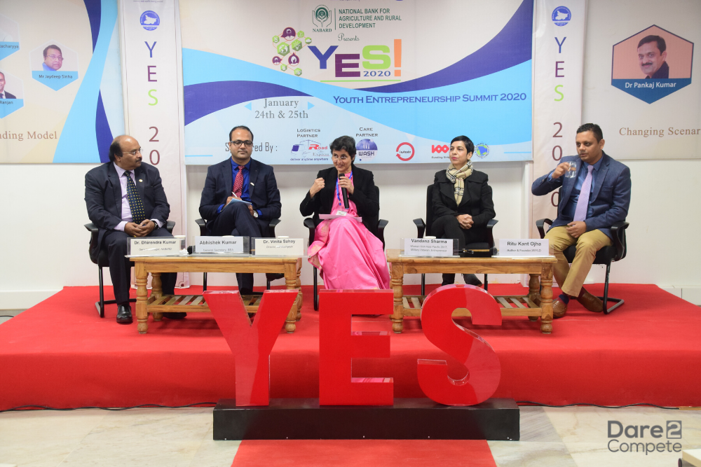 YES 2020: The two day Entrepreneurship Summit of IIM Bodh Gaya comes to a close