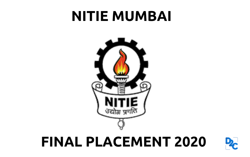 Supply Chain and Operations Dominate NITIE Mumbai Final Placement 2020