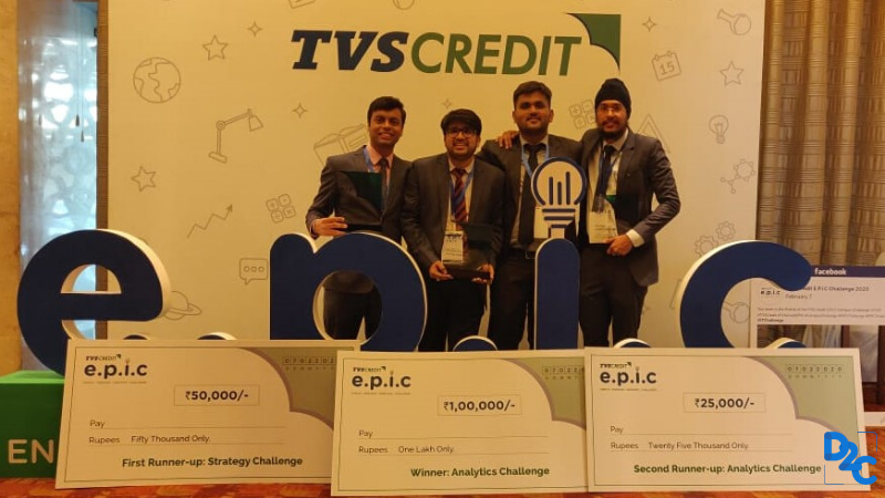 Finding the business aspect of an Analytics Challenge: National Winner of TVS Credit E.P.I.C Analytics Challenge