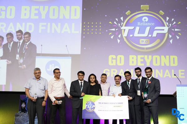Data is King: Team Starlite Warriors | Special Prize Winners of Reliance T.U.P 5.0