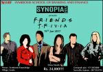 F.R.I.E.ND.S TRIVIA Symbiosis School of Banking and Finance