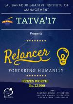 Relancer-Fostering Humanity Lal Bahadur Shastri Institute of Management, Delhi (Lbsim Delhi)