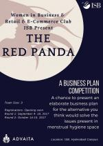 The Red Panda Indian School Of Business (ISB), Hyderabad