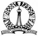 Indian Institute of Science, Bangalore