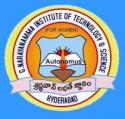 G.Narayanamma Institute of Technology & Science for women