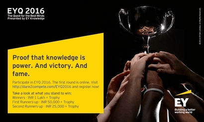 Client: Ernst & Young (EY) | Employer Branding