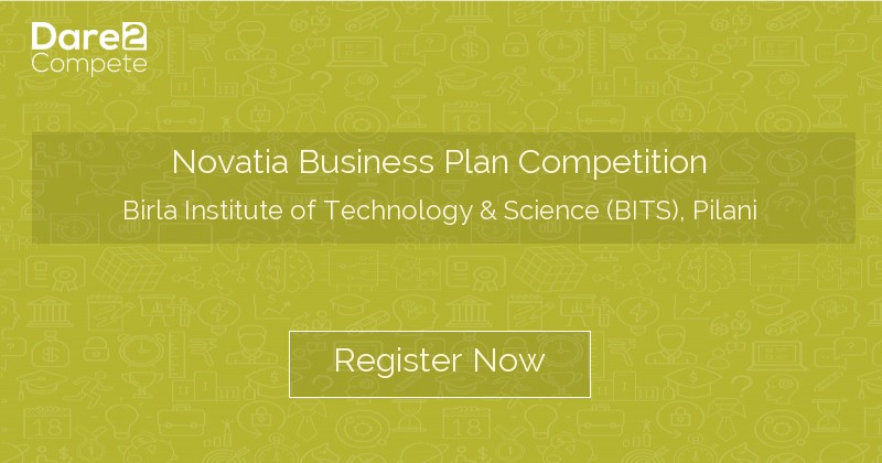 novatia business plan competition