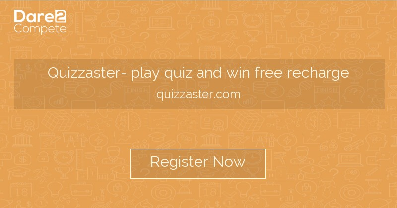 Quizzaster- play quiz and win free recharge from quizzaster com