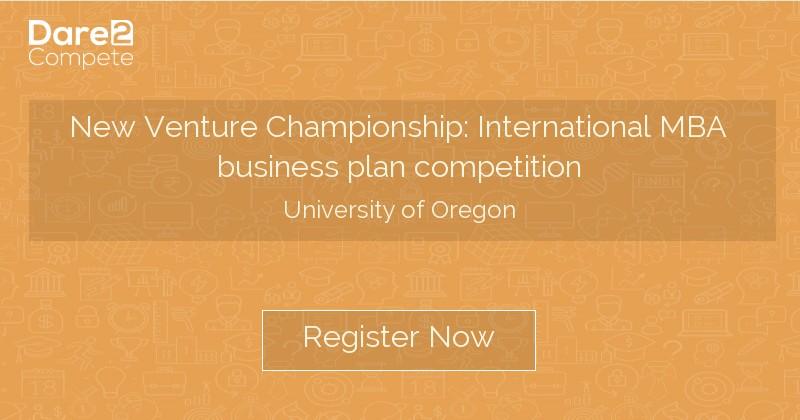 New venture championship business plan competition teacher websites for homework help