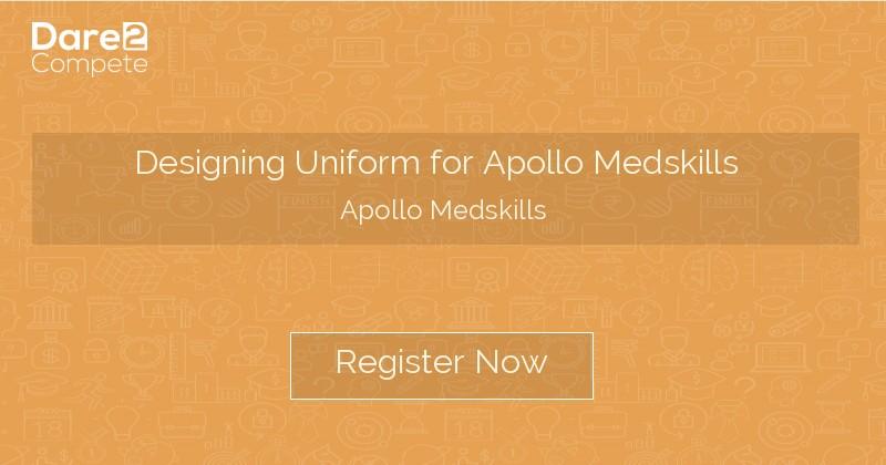 Designing Uniform for Apollo Medskills from Apollo Medskills