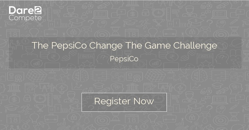 The PepsiCo Change The Game Challenge from PepsiCo
