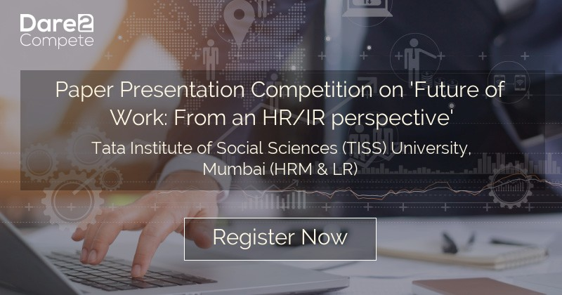 Paper Presentation Competition on 'Future of Work: From an HR/IR
